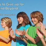 40 Things to Give up for Lent and Beyond: Complaint