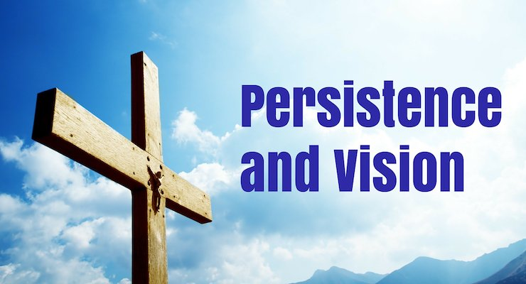 Persistence and Vision