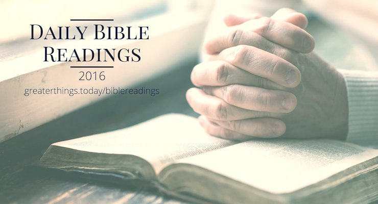 Daily Bible Verse Email - Christianity.com