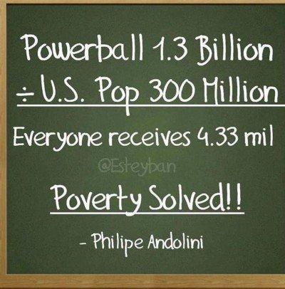 Powerball bad math