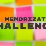 Memorization Challenge