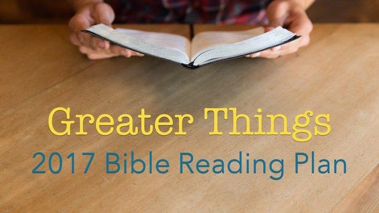 daily bible reading plan pdf