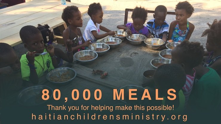Food for Children in Haiti